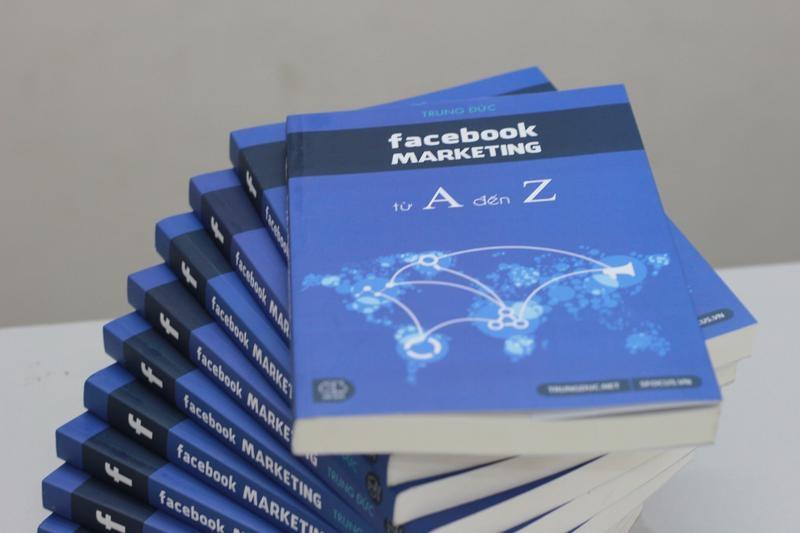 """""""Facebook Marketing từ A đến Z"""" hút sự quan tâm của cư dân mạng"""