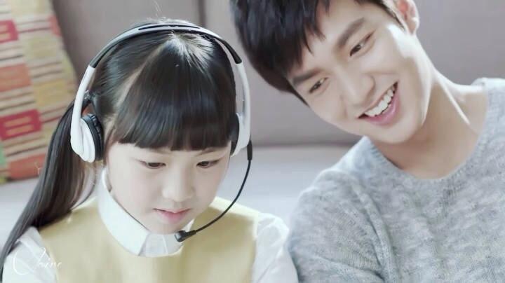 Fans xiêu lòng với nét dễ thương của Lee Min Ho trong quảng cáo mới
