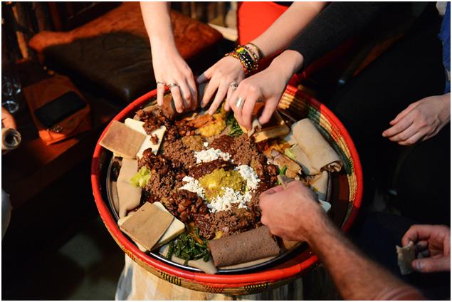 Kỳ lạ các văn hóa ẩm thực trên thế giới