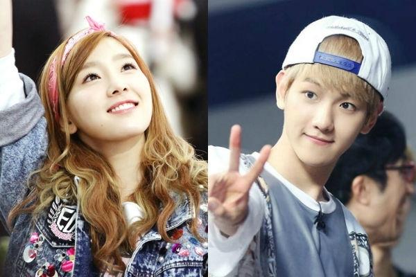 Chuyện hẹn hò của Taeyeon và Baekhyun nhận được nhiều sự phản đối từ fan