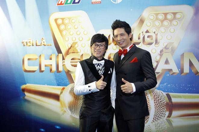 """Ở mùa đầu, Hoài Linh làm giám khảo và Bình Minh làm MC. Năm nay, """"vua hài"""" sẽ nắm giữ vị trí mới. - Tin sao Viet - Tin tuc sao Viet - Scandal sao Viet - Tin tuc cua Sao - Tin cua Sao"""