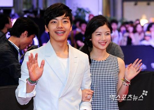 Kim Yoo Jung hết lòng ca ngợi tiền bối Han Ga In