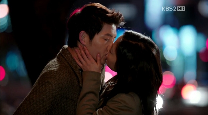 Những nụ hôn cuồng nhiệt trên màn ảnh Hàn