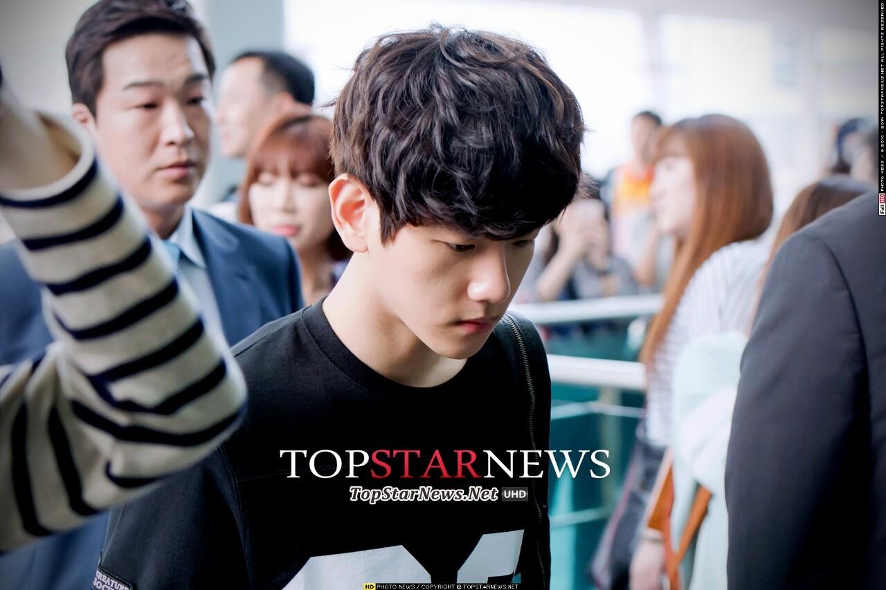Baekhyun lần đầu lên tiếng sau scandal hẹn hò với Taeyeon