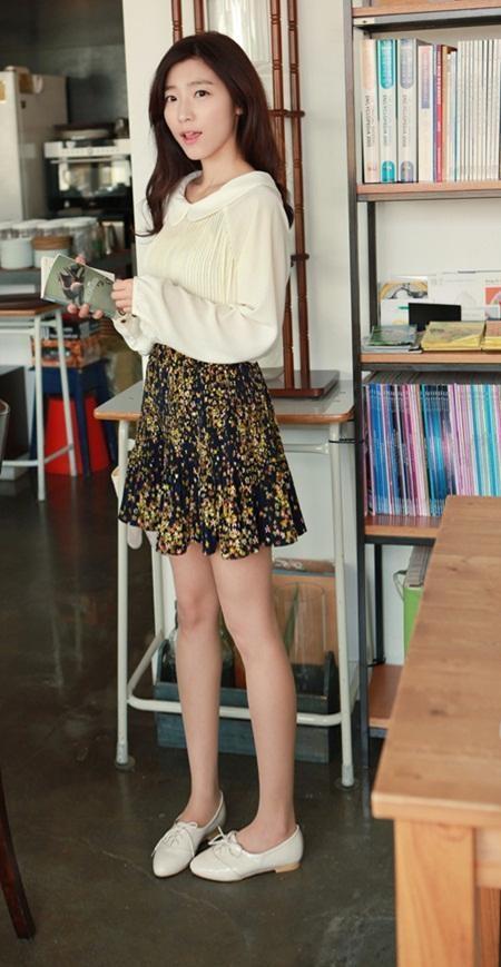 [Bạn biết chưa] Những điều bạn cần phải tránh khi diện đồ cùng chân váy hoa