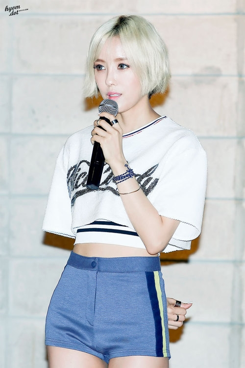 Hyomin muốn tự tin giống Lee Hyori