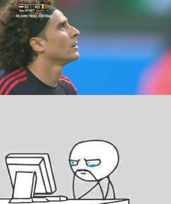 Fan rớt nước mắt khi nhìn hình ảnh của Ochoa.