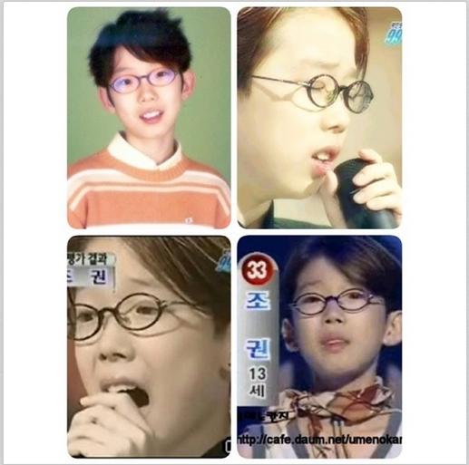 Jokwon bất ngờ đăng tải hình lúc nhỏ siêu đáng yêu