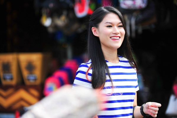 Từng được giải diễn xuất tại Mỹ từ khi còn rất nhỏ, Ngọc Thanh Tâm đã tham gia nhiều khóa học diễn xuất tại Thái Lan và Philippines cũng như theo học nghề của các diễn viên Việt Nam như Ái Như, Thanh Thủy… - Tin sao Viet - Tin tuc sao Viet - Scandal sao Viet - Tin tuc cua Sao - Tin cua Sao