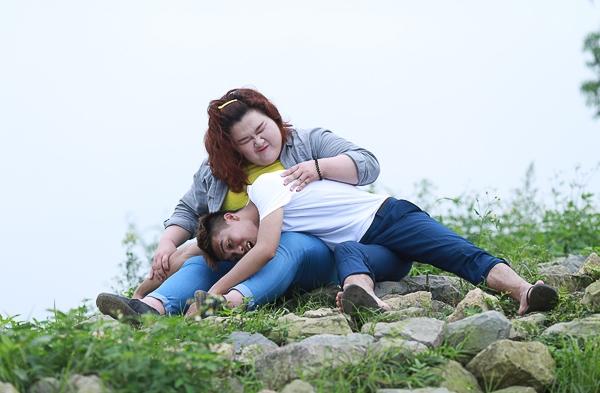 Big Daddy mượn bạn gái Bê Trần để làm người yêu