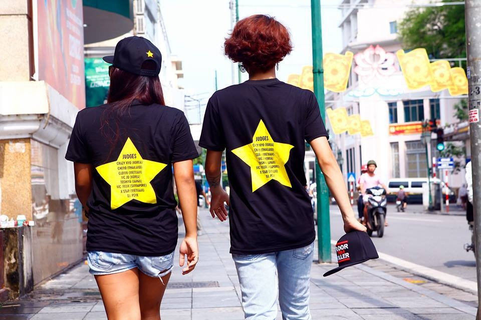 Kiện tương Hiphop đẹp trai người Đức đến Việt Nam