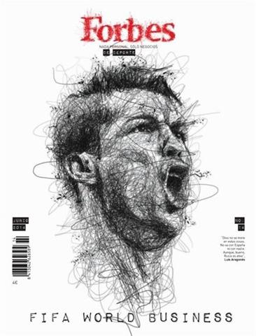 [Bóng Đá] Forbes xếp hạng CR7 hơn đứt Messi