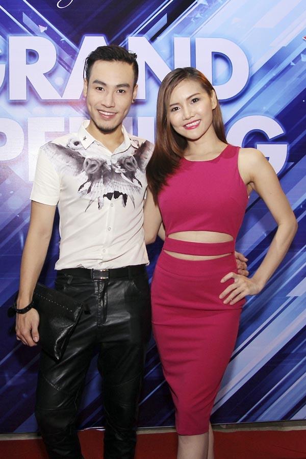 Anh Thúy hội ngộ Đinh Huy X Factor - Tin sao Viet - Tin tuc sao Viet - Scandal sao Viet - Tin tuc cua Sao - Tin cua Sao