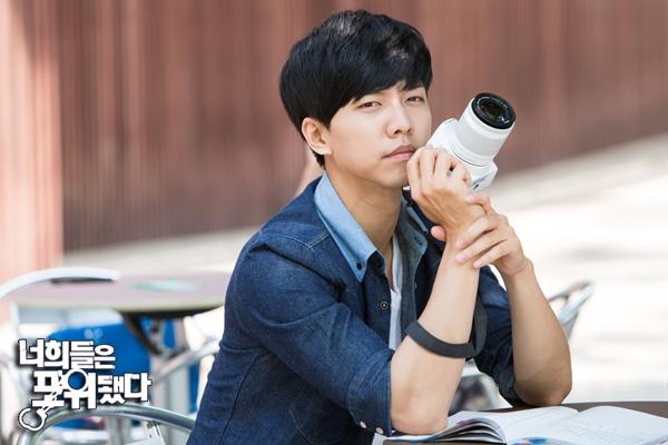 Xúc động trước tấm lòng ấm áp của Lee Seung Gi