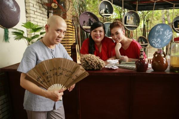 NSƯT Thành Lộc chấp nhận xuống tóc vì dự án phim Lạc giới