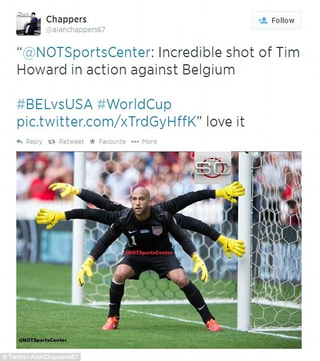 """Danh hiệu """"người nhện"""" nên thuộc về Howard chứ không phải là Buffon"""