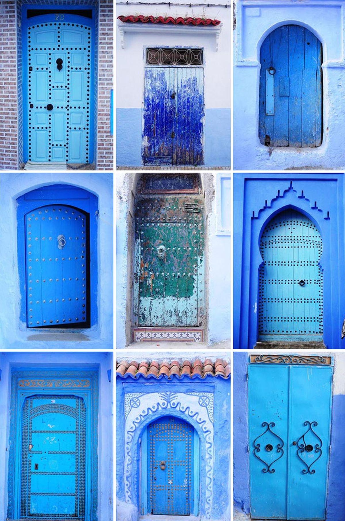 Chiêm ngưỡng những cánh cửa thần kì như trong cổ tích