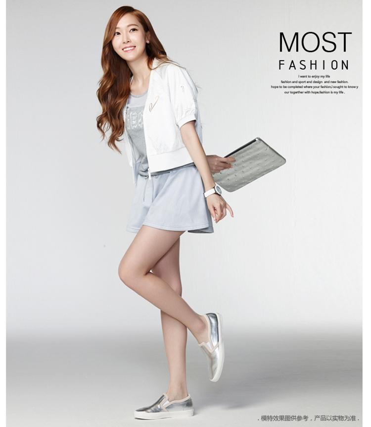 Jessica đơn thân tấn công thị trường quảng cáo Trung Quốc