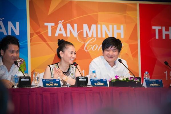 Với phần phối khí mới mẻ và dàn nhạc nhẹ hàng đầu hiện nay, concert của Thu Minh hứa hẹn sẽ là một mốc son chói sáng trong sự nghiệp ca hát của Thu Minh.