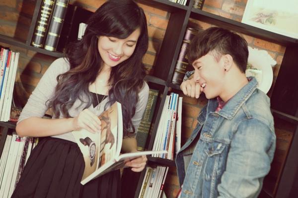 ST và Mie Nguyễn - bạn gái của JVEvermind - Tin sao Viet - Tin tuc sao Viet - Scandal sao Viet - Tin tuc cua Sao - Tin cua Sao