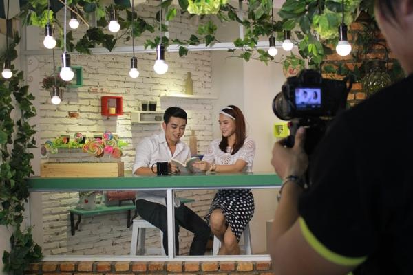 Minh Tuấn La Thăng ngọt ngào cùng Hải Băng trong MV mới