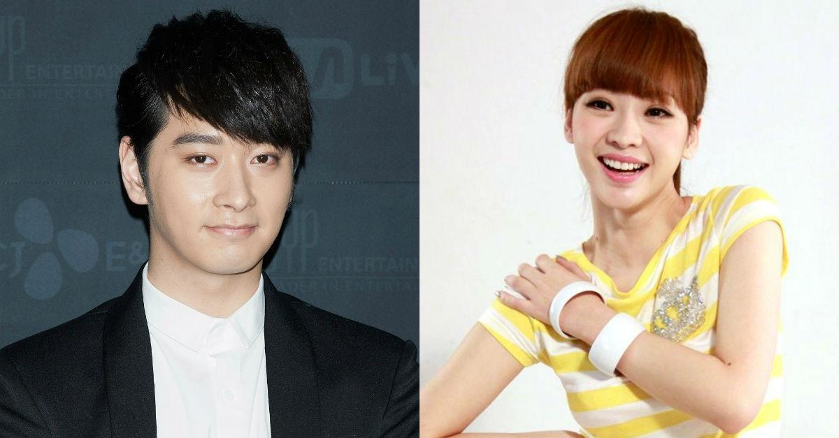 JYP phản bác tin đồn hẹn hò của Chansung