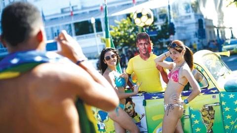 Neymar là hình mẫu lý tưởng của người Brazil