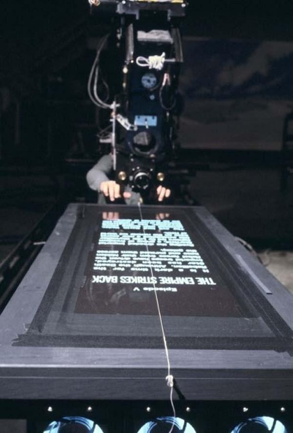 Thật ra thì Star War cũng không đến nỗi siêu hiện đại với nhiều thiết bị công nghệ cao lắm
