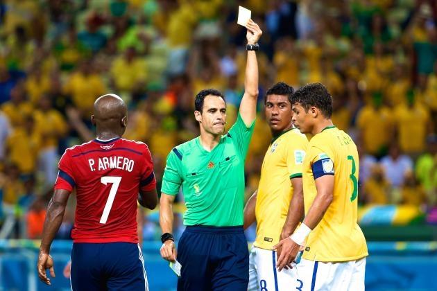 Thiago Silva chính thức vắng mặt ở trận đấu với ĐT Đức