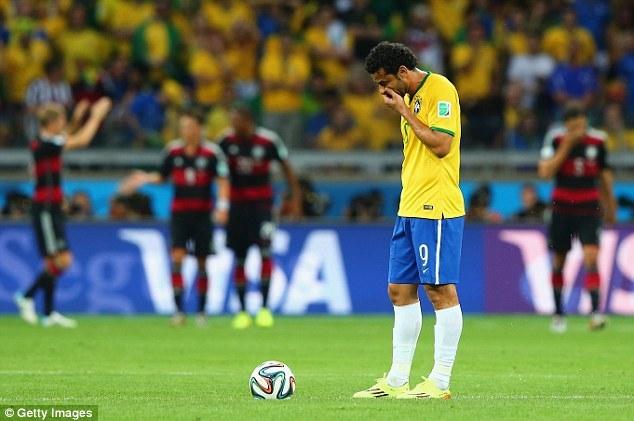 Fred là một trong những tiền đạo tệ hại nhất của ĐT Brazil trong vài thập kỷ qua