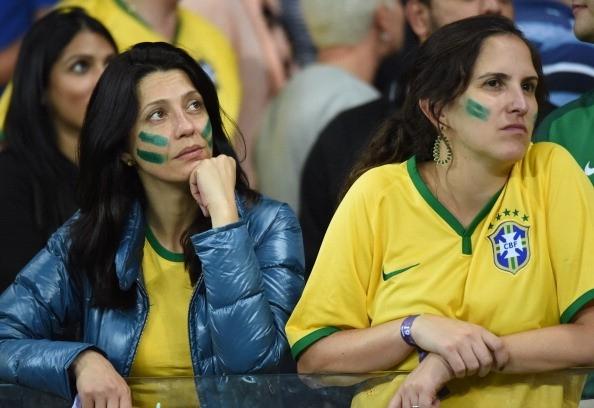 Sai lầm của hàng phòng ngự là nguy nhân chính khiến Brazil vỡ trận.