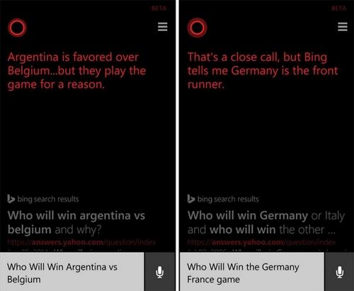 Argentina thắng Bỉ và Đức thắng Pháp.