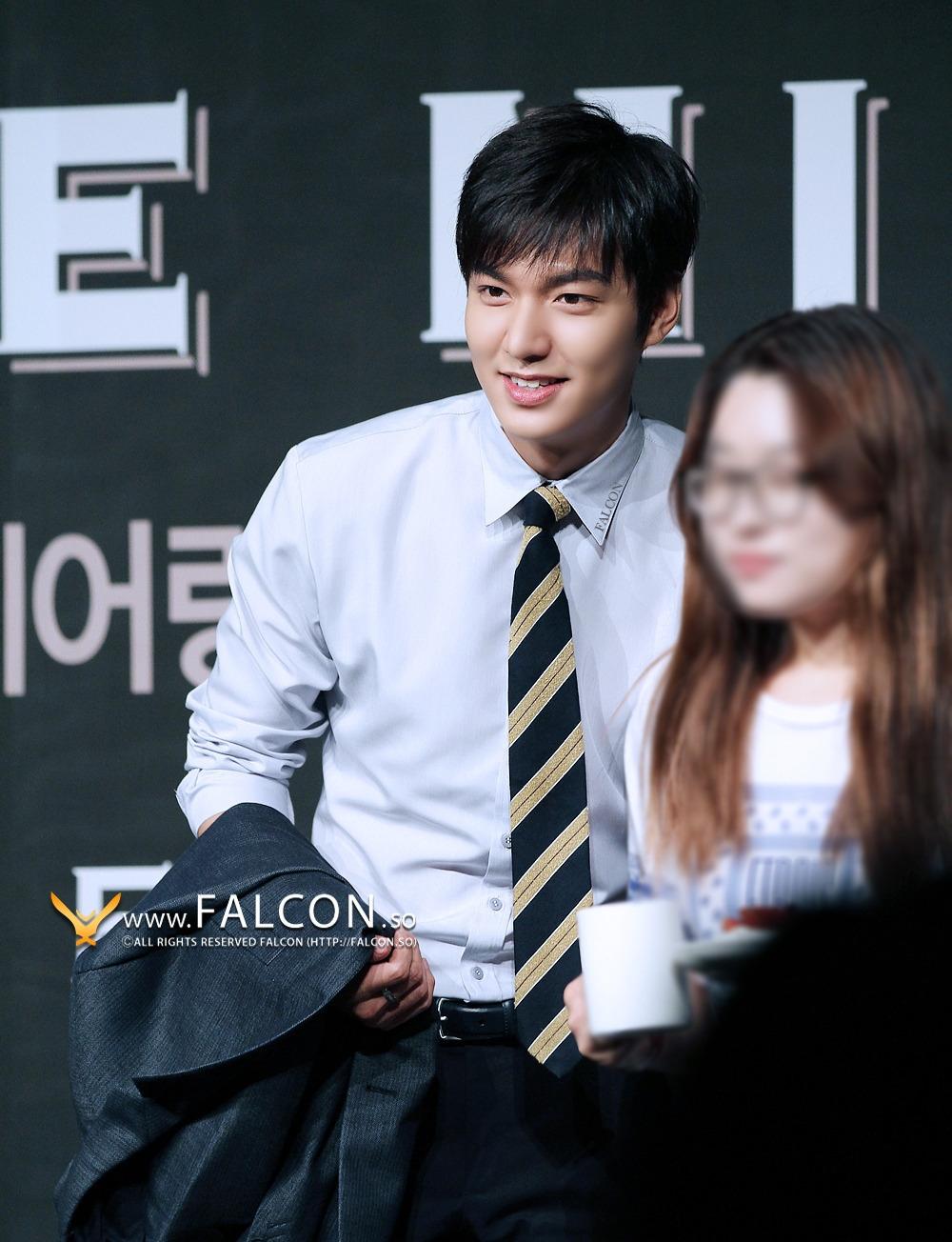 Lee Min Ho thích đóng phim với Kim Hee Sun
