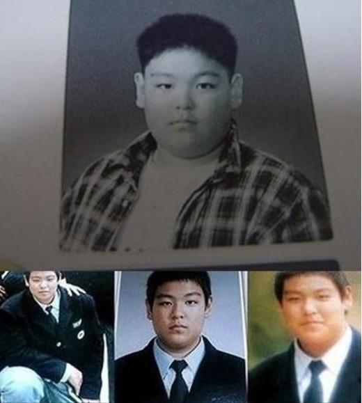 Ngỡ ngàng với thân hình của mỹ nam Hàn từng nặng 100kg