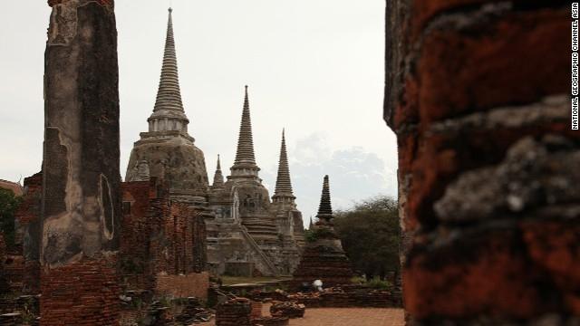 10 tàn tích được cho là bị ma ám nổi tiếng ở châu Á