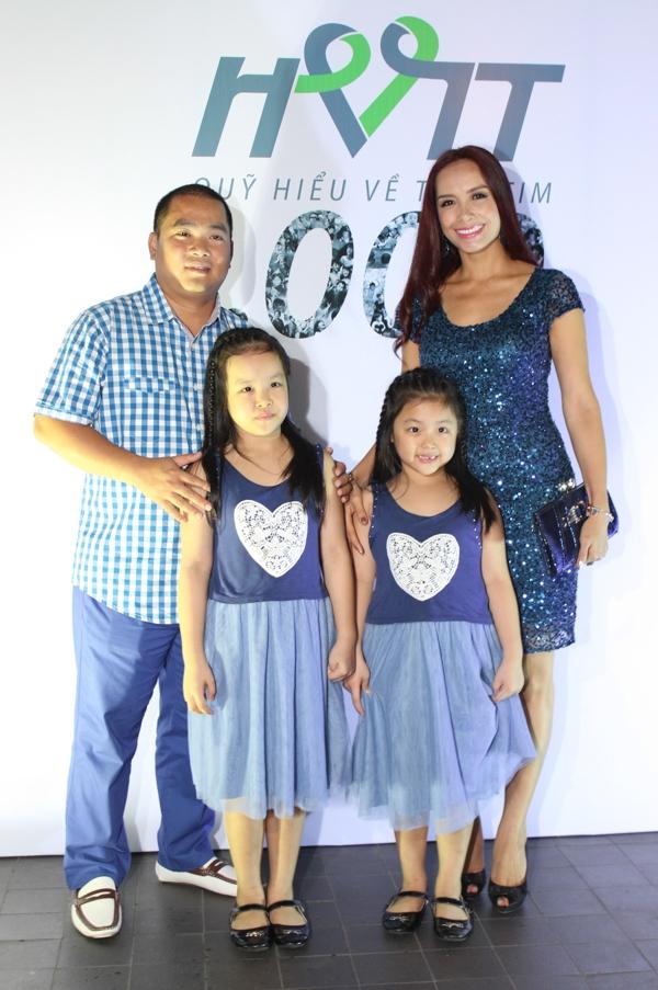 Vợ chồng Thu Minh cùng dàn Sao Việt giúp đỡ trẻ bị bệnh tim - Tin sao Viet - Tin tuc sao Viet - Scandal sao Viet - Tin tuc cua Sao - Tin cua Sao
