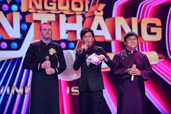 Như vậy, sau liveshow 1, Trương Thế Vinh và Kyo York là những giọng ca được đi tiếp tại The winner is 2014. - Tin sao Viet - Tin tuc sao Viet - Scandal sao Viet - Tin tuc cua Sao - Tin cua Sao