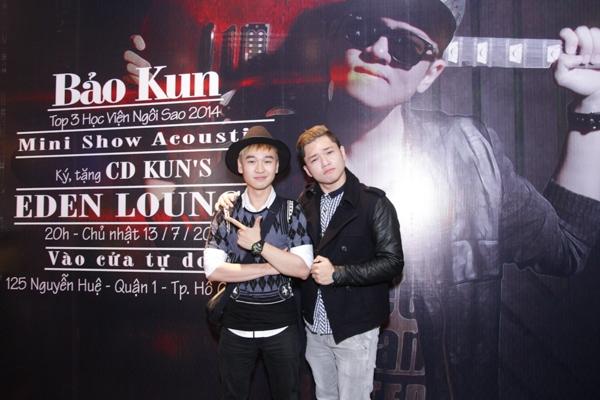 Từng cho ra đời nhiều ca khúc ấn tượng và được các nghệ sĩ nổi tiếng như: Đan Trường, Noo Phước Thịnh, Minh Hằng, Bảo Anh... thể hiện, song song đó Bảo Kun cũng đã có cơ hội góp giọng trong một số sản phẩm chung với nhóm Fbboiz.