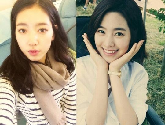 Park Shin Hye và Jin Se Yeon nổi đình đám tại Trung Quốc