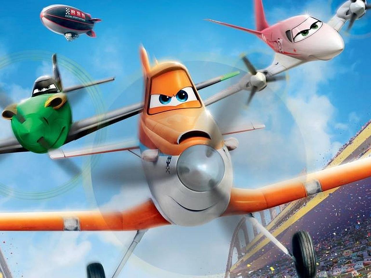 Planes 2: Anh hùng và Biển lửa lại với thế giới máy bay đầy màu sắc