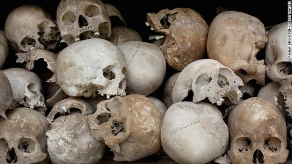Cánh đồng chết ở Campuchia