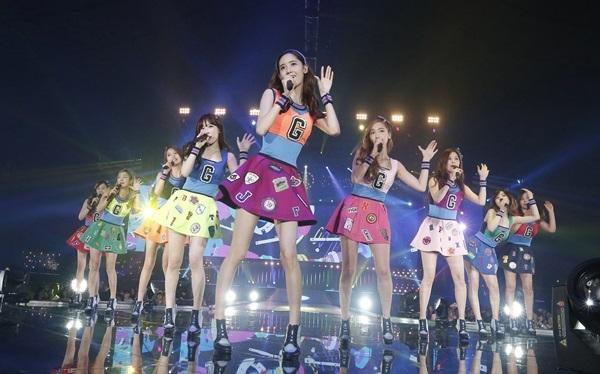 SNSD lập kỷ lục mới cho tour diễn tại Nhật Bản