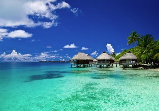 Những hòn đảo tuyệt đẹp trên thế giới