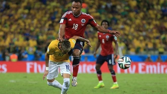 [Bóng Đá] Top 10 khoảnh khắc đáng nhớ nhất World Cup 2014