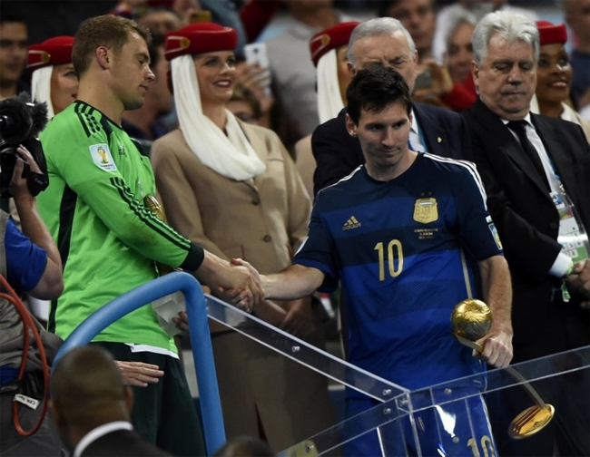 [Bóng Đá] 6 chủ nhân Bóng vàng World Cup từng lỡ chức vô địch