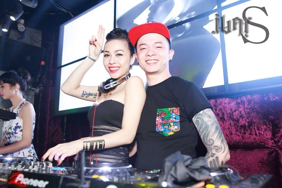 Vợ chồng Tommy - Ngọc Ngà đang là bộ đôi DJ hot nhất hiện nay