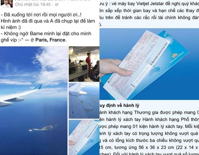 Hình ảnh đối chiếu từ trang cá nhân của X.X.A.R và một trang web.