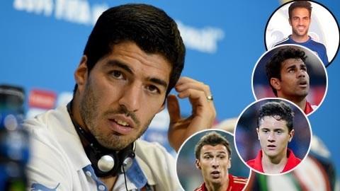 Luis Suarez là bản hợp đồng đắt giá nhất La Liga Hè này