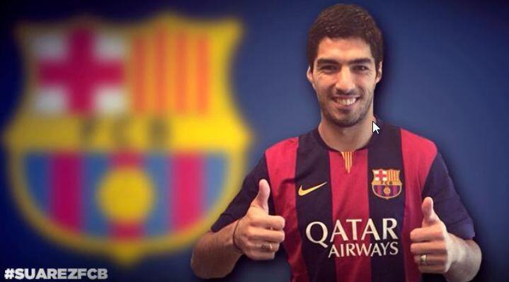 Luis Suarez vẫn phải đợi hơn 3 tháng nữa mới có thể ra mắt ở Barca