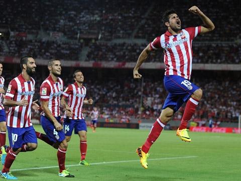 """Diego Costa sẽ không còn """"bay nhảy"""" ở Ateltico mùa tới"""